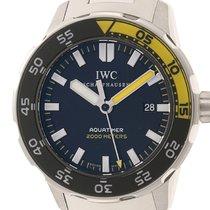 IWC Aquatimer Automatic 2000 44mm Черный