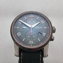 Montblanc 115920 Steel Timewalker 43mm new