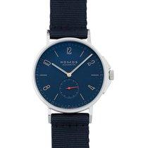 NOMOS Ahoi Atlantik new 2021 Automatic Watch with original box and original papers 552