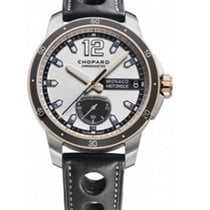 Chopard Grand Prix de Monaco Historique new Automatic Watch with original box and original papers 168569-9001
