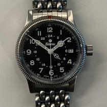 Tutima Steel 36 without crownmm Automatic 636-02 pre-owned United States of America, Texas, Houston