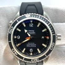 Omega Seamaster Planet Ocean Steel 45,5mm Black Arabic numerals United States of America, Virginia, Arlington