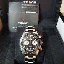 Tudor Black Bay Chrono Steel 41mm Black