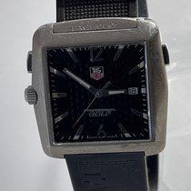 TAG Heuer Professional Golf Watch Titanio 37mm Negro