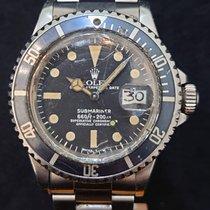 Rolex Submariner Date 1680 Poor Steel 40mm Automatic