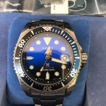 Seiko Prospex Titanium 44mm Blue No numerals