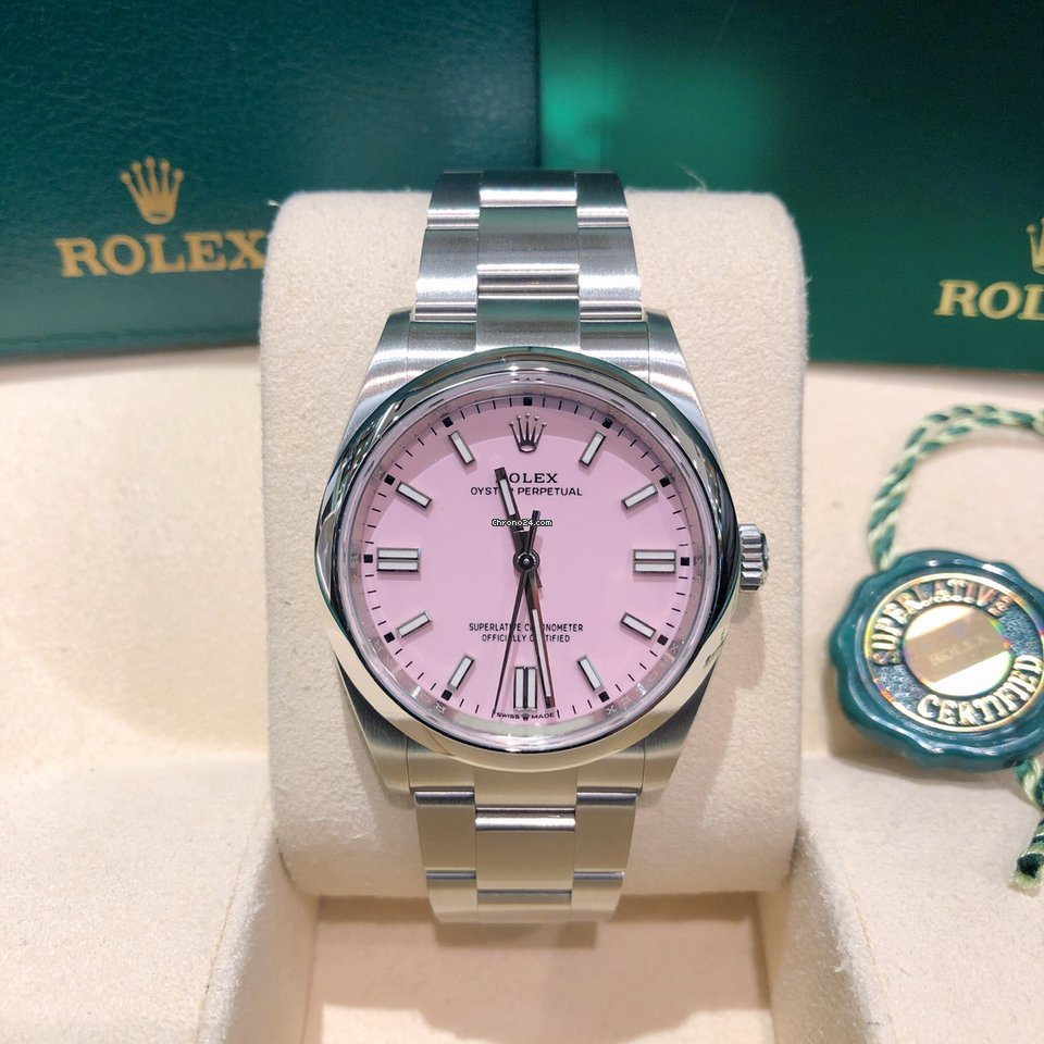 Rolex Oyster Perpetual 36 M126000-0008 2021 nuevo