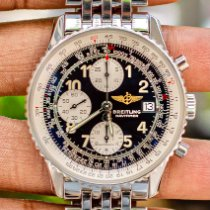 Breitling Old Navitimer Steel 41.5mm Black Arabic numerals United States of America, Texas, Plano