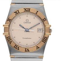 Omega Constellation Day-Date Acero y oro 32mm Oro Romanos