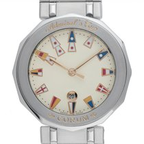 Corum Admiral's Cup (submodel) 99.810.20 V-50 Goed Staal 34mm Quartz
