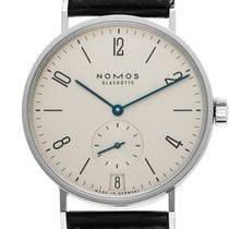 NOMOS Tangomat Datum new Automatic Watch with original box and original papers 602