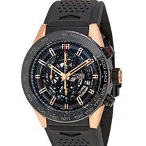 TAG Heuer Carrera Calibre HEUER 01 new Automatic Chronograph Watch with original box and original papers CAR2A5A.FT6044