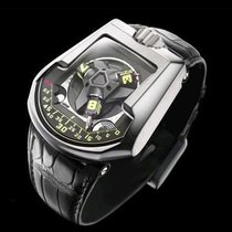 Urwerk White gold 44mm Automatic UR-202 pre-owned United States of America, California, Newport Beach
