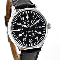 Wempe Silver 43mm Manual winding pre-owned