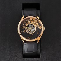 Vacheron Constantin Métiers d'Art Rose gold 40mm Black United States of America, New York, Airmont