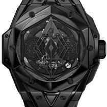 Hublot Big Bang Sang Bleu new Automatic Watch with original box and original papers 418.CX.1114.RX.MXM20
