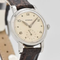 Eterna pre-owned Manual winding 29mm Silver
