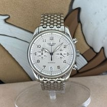 Longines Avigation Steel 40mm