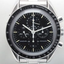 Omega Speedmaster Professional Moonwatch Moonphase подержанные 42mm Черный Сталь