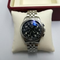 Zenith El Primero Chronograph pre-owned 40mm Black Chronograph Date Steel