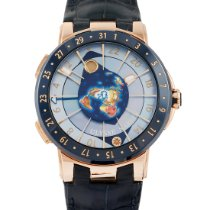 Ulysse Nardin Rose gold 46mm Automatic 1062-113 pre-owned United States of America, Pennsylvania, Southampton