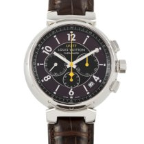 Louis Vuitton Steel 42mm Automatic LV277 pre-owned United States of America, Pennsylvania, Southampton