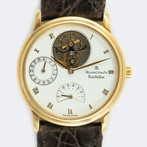 Blancpain Yellow gold Manual winding 0023 pre-owned