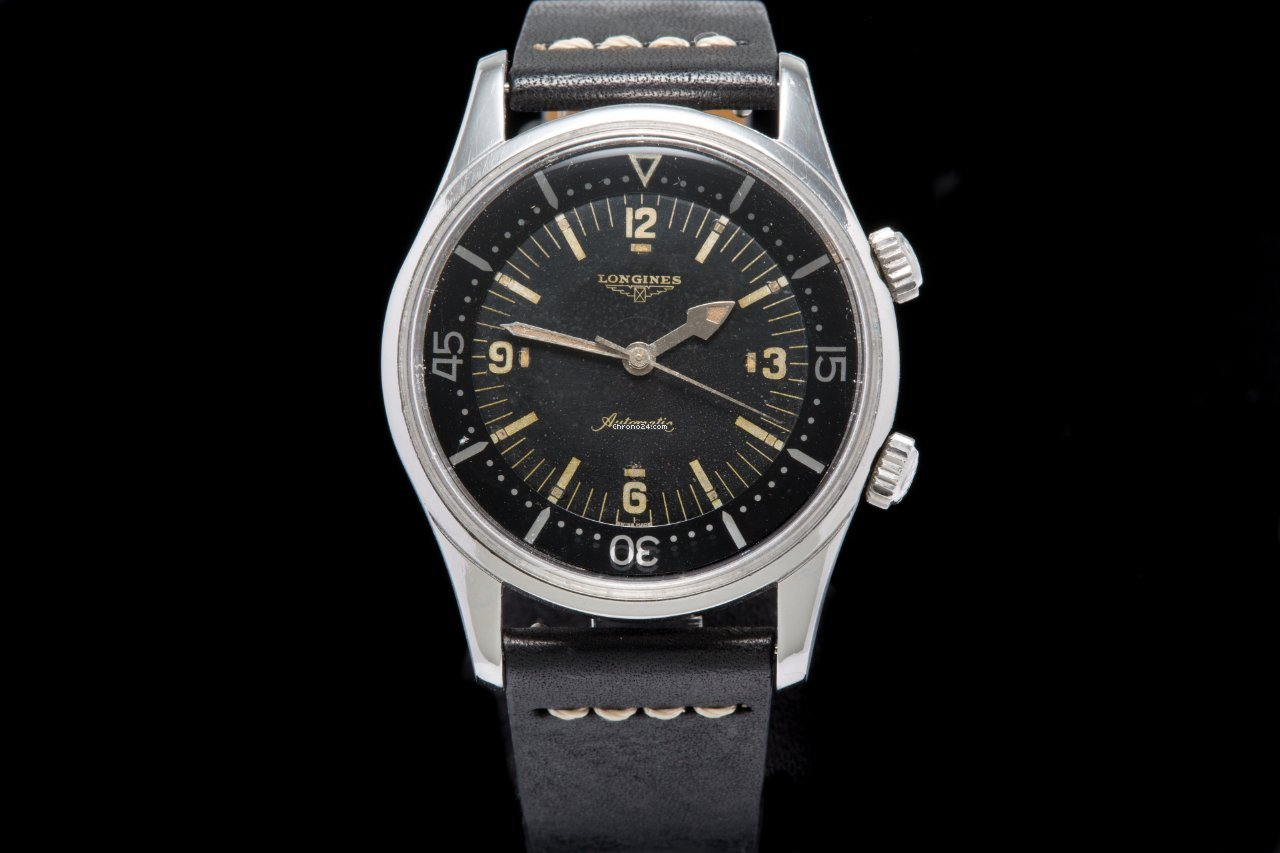 Longines 7150-1 1963 pre-owned