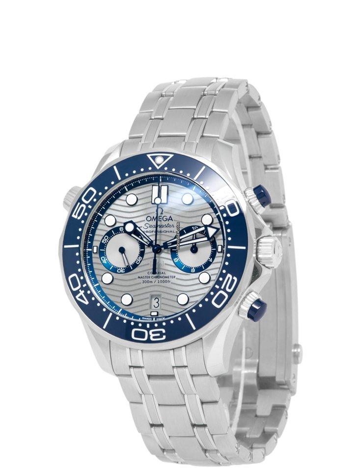 Omega Seamaster Diver 300 M 210.30.44.51.06.001 2000 new