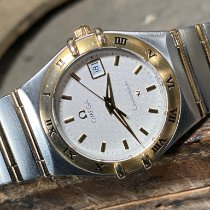 Omega Gold/Steel 28mm Quartz 1362.10 pre-owned