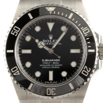 Rolex Submariner (No Date) new 2021 Automatic Watch with original box and original papers 124060