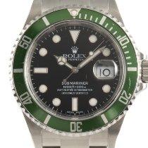 Rolex 16610 Acciaio 2005 Submariner Date 40mm usato