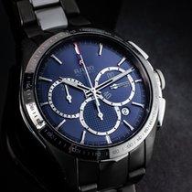 Rado HyperChrome Chronograph Ceramic 45mm Blue No numerals