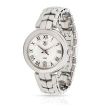 TAG Heuer Link Lady Acero 34mm Plata