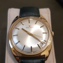 Zenith Yellow gold 34mm Manual winding 873D952 pre-owned