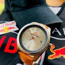 ZRC Stahl 45mm Quarz Formula One Team gebraucht