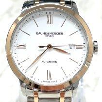Baume & Mercier Classima Classima Gold/Stahl 40mm Automatik