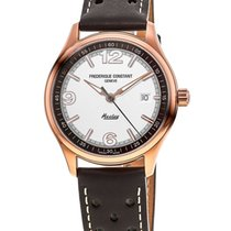 Frederique Constant Vintage Rally Gold/Steel Arabic numerals United States of America, New York, Brooklyn