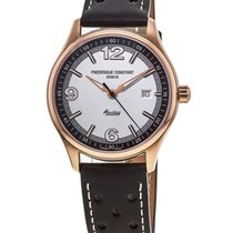 Frederique Constant Vintage Rally FC-303HVBR5B4 New Gold/Steel Automatic