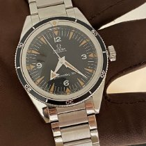 Omega Seamaster 300 Steel 39mm Black
