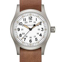 Hamilton Khaki Field new Manual winding Watch with original box and original papers H69439511
