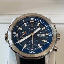 IWC Aquatimer Chronograph Acél 44mm Kék Számjegyek nélkül Magyarország, Sopron