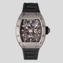 Richard Mille White gold RM022 pre-owned