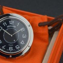 Hermès używany Kwarcowy 75mm Czarny