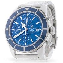 Breitling Superocean Heritage Chronograph Steel Blue