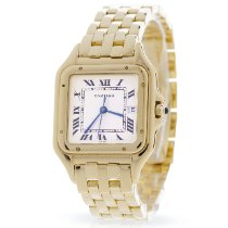 Cartier pre-owned Quartz White Sapphire crystal