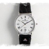 Maurice Lacroix Les Classiques neu 1990 Quarz Nur Uhr U-1ML90036