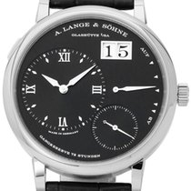 A. Lange & Söhne White gold 40.5mm Manual winding 117.028 pre-owned