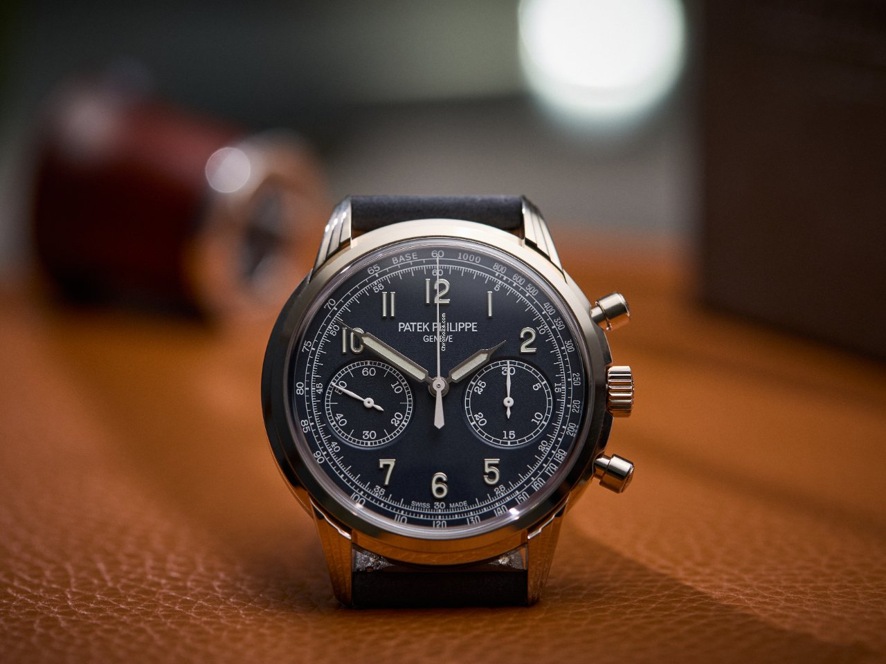 Patek Philippe Chronograph 5172G-001 2020 pre-owned