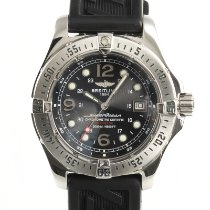 Breitling Superocean Steelfish A17390 Sehr gut Stahl 44mm Automatik